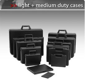 plasticase light medium duty cases